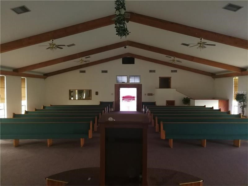 Pool Heat Pump >> Large Church Building For Sale in Frostproof, FL - $375,777